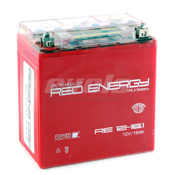 Red Energy RE12-16.1 (YTX16-BS 16А/ч)